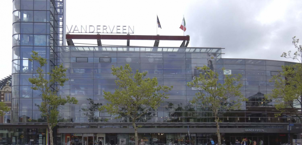 Warenhuis Vanderveen Assen huren in Assen Mercuriushof