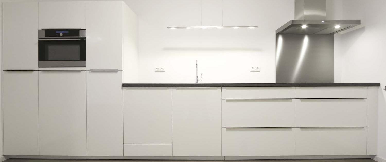 2-kamerappartement te huur vrije sector_luxe keuken_ in Assen Mercuriushof Dr. Schaepmanstraat 143 Assen_1500x720 px