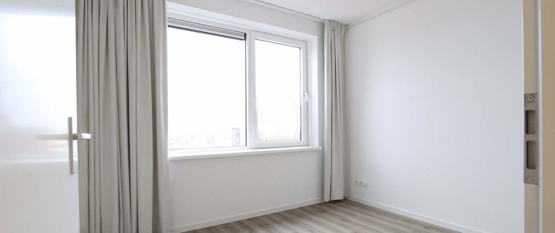 2-kamerappartement te huur vrije sector_slaapkamer_ in Assen Mercuriushof Dr. Schaepmanstraat 143 Assen_1500x720 px
