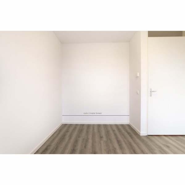Slaapkamer gestoffeerd appartement Mercuriushof Dr. Schaepmanstraat 143 Assen_4