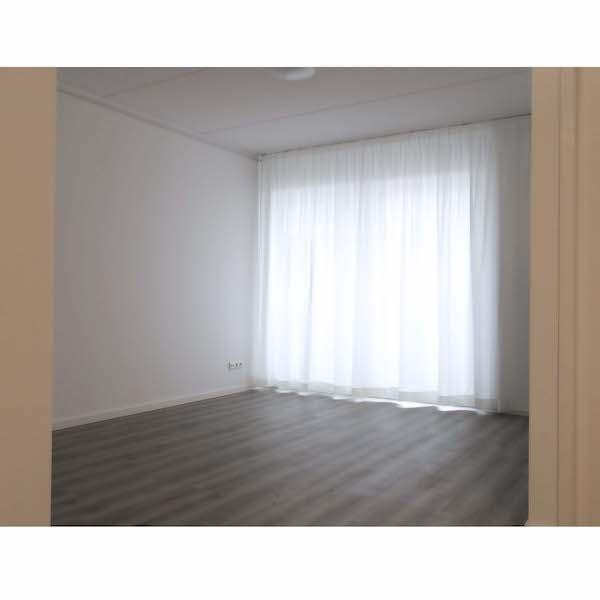 Woonkamer gestoffeerd appartement Mercuriushof Dr. Schaepmanstraat 143 Assen_1